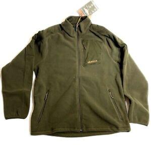 Harkila Venjan fleece Jacket Willow Green Soft Warm Quick-drying Breathable 2XL