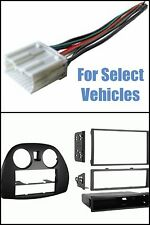 06-12 Mitsubishi Eclipse Car Stereo Install Radio Dash Kit +Wire Harness Combo