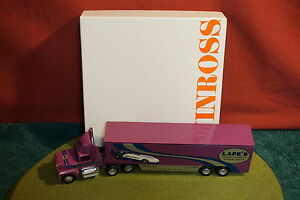 Winross Diecast Metal 1/64 truck Lape's Foreign & Domestic Service Dropbed 1992