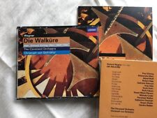Wagner: Die Walkure by Poul Elming, Robert Hale, Anja Silja