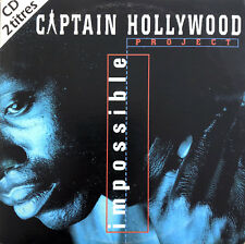 Captain Hollywood Project CD Single Impossible - France (VG+/VG+)