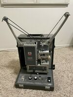 Kodak AV-126-TR 16mm Optical Sound Projector With Speaker WORKS PERFECTLY