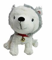 "Hallmark Jingle Husky Dog Interactive Story Buddy Puppy Toy Plush Talking 10"""