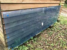 10mm Toughened Clear Balustrade Balcony Decking Barrier Glass 2533mm X 819mm