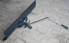 Schneeschild Räumschild Schneeschieber Einachser  80 cm mit Verstellhebel