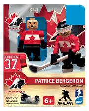 Patrice Bergeron Team Canada 2014 Olympic Champions HOCKEY OYO Figure RARE
