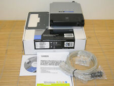 NEU Cisco WAP200E-EU Wireless-G Exterior Access Point - PoE NEW  OPEN BOX