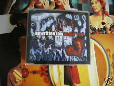 CD Pop Unwritten Law Seein' Red MCD Promo INTERSCOPE