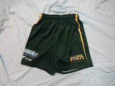 #OO.  WINDSOR WOLVES JUNIOR  RUGBY LEAGUE  PLAYER SHORTS