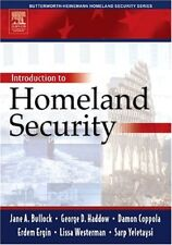 Introduction to Homeland Security (Butterworth Hei