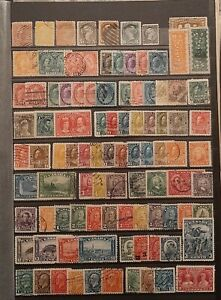CANADA (2714) Nice Small Old Collection (Used)