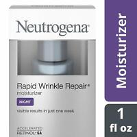 Neutrogena Rapid Wrinkle Repair Night Moisturizer With Retinol, 29ml