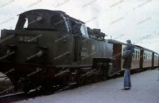 Farb-Dia-Bäderbahn Molli-Schmalspurbahn-Dampflok-99 2323-6-Bad Doberan-5