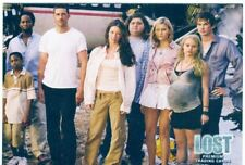 Lost Season 1 Promo Card NSU 2 of 2 (8 cast; Non-Sport Update)