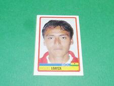 N°50 MIGUEL LOAYZA BOLIVIA PANINI FOOTBALL COPA AMERICA 2007
