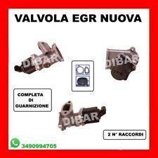 VALVOLA EGR NUOVA LANCIA YPSILON 1.3 D MULTIJET DAL 2006 55220291 30