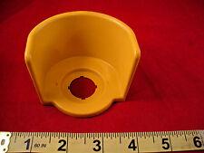 Cutler Hammer M22‑XGPV Yellow Guard Ring Eaton M22 Emergency Stop 22mm New Nnb