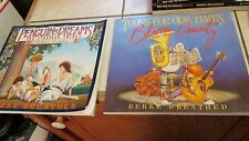 Berke Breathed Book Lot - Penguin Dreams + 'Toons for Our Times Bloom Country