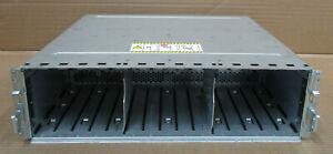 EMC Array Chassis 3U KTN-STL4 2x 4GB FC Controllers 2 x 400W PSU 100-562-123