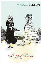 """AS NEW"" Mapp and Lucia (Vintage Classics Promo 117), Benson, E F, Book"