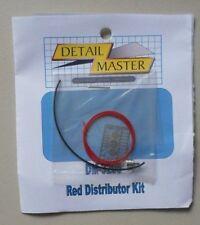 Detail Master 3205 x 1/24-1/25 Wired Distributor Standard Kit Red