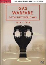FIRST WORLD WAR COLLECTION - GAS WARFARE OF THE FIRST WO (1 DVD)[Region 2]
