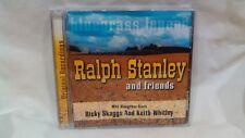 Ralph Stanley And Friends Bluegrass Legend Original Recording 2003 Direct cd3411