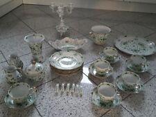Sammlung Lindner Marie Luise Alte Ranke grün