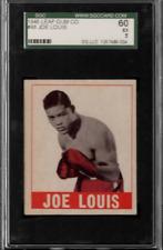 1948 Leaf Boxing #48 Joe Louis Ex SGC 5