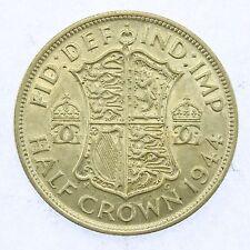 GRAN BRETAGNA, GEORGE VI, 1944 Mezza Corona .500 Argento