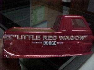 1/24 slotcar 1/24 scale Vintage slot car BZ Little Red Wagon DECALS