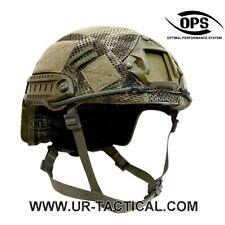 OPS/UR-TACTICAL COMBAT COVER FOR OPS CORE FAST HELMET IN A-TACS IX - L/XL