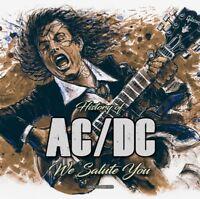 HISTORY OF AC/DC - WE SALUTE YOU   CD NEU