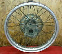Honda XR 600 R PE04 Hinterrad Felge Rad hinten rear rim wheel 2.15x18