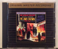 James Brown - Live At The Apollo, 1962  MFSL Gold CD