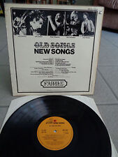 FAMILY - OLD SONGS NEW SONGS / UK 1. PRESS