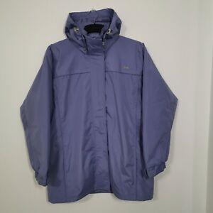 Ladies Trespass Waterproof Windproof Jacket Size XL used once