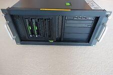 Fujitsu TX150 S7, 2,4 GHz X3430 QC, 4 GB, 2 x 750 GB, DVD