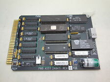 Fusion Systems 248411 Rev G 8086 CPU Card with 14 day warranty