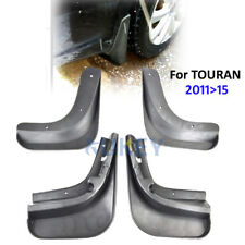 FOR VOLKSWAGEN VW TOURAN MUD FLAP FOR 2011 TO 2015 Aftermarket Part Splash Guard