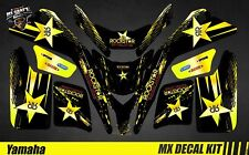 Kit Déco Quad / Atv Decal Kit Yamaha Blaster 200 - Rockstar