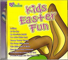 DJ's Choice KIDS EASTER FUN: CLASSIC PARTY SONGS - HERE COMES PETER COTTONTAIL!!
