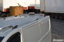 Para montar 2014+ Opel Opel Vivaro SWB aluminio metal barras de rack Rieles Techo van
