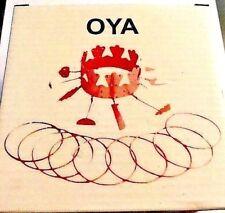 BOXED - CROWN OYA TOOL SET WITH BANGLES AND OARS HERRAMIENTAS DE OYA CORONA