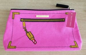Estee Lauder Pink Cosmetic / Make-up Bag - Brand NEW with Tags