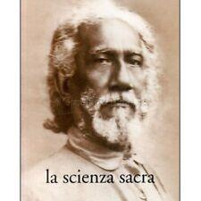 LIBRO LA SCIENZA SACRA - SRI SWAMI YUKTESWAR