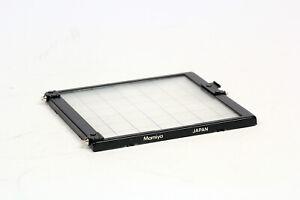 Mamiya Focusing Screen A4 for RZ67, RZ67 Pro II, Grid