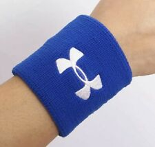 "Under Armour UA Performance 3"" Unisex Wristbands Royal Duke Blue"
