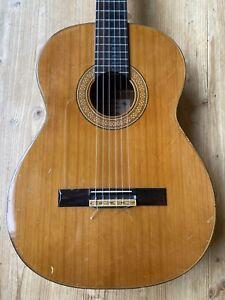 K Yairi Classical Guitar Vintage 70s Japan