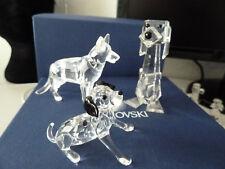 Swarovski  2 Hunde :Pluto und Dalmatiner ohne OVP